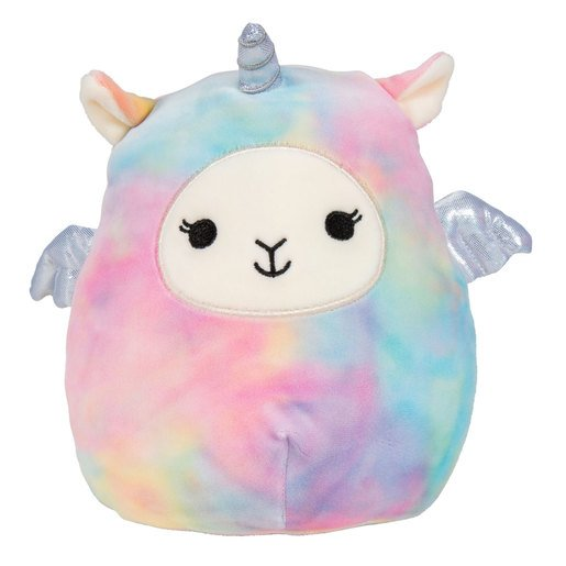Squishmallows 7' Soft Toy - Lucy-May the Llama Pegacorn